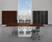Tavolo riunione direzionale serie chrome