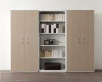 armadio-ufficio-metallo-legno